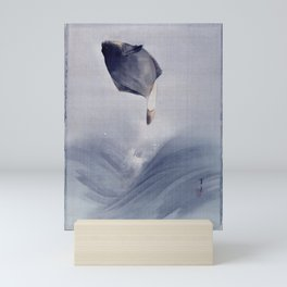 Watanabe Seitei Jumping Fish Mini Art Print