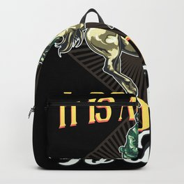 Good Day to Ride Equestrian Backpack