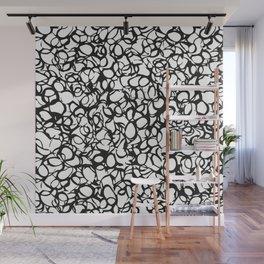 Vacio-b&w Wall Mural