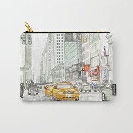 New York City Taxi Carry-All Pouch