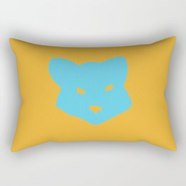 Inner Wolf Rectangular Pillow