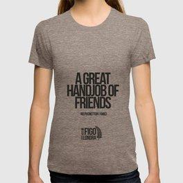 PUGNETTUN I AMICI T-shirt