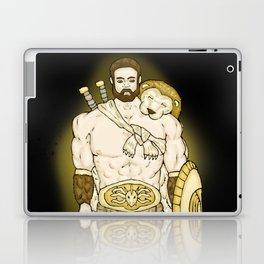 Hercules Laptop & iPad Skin