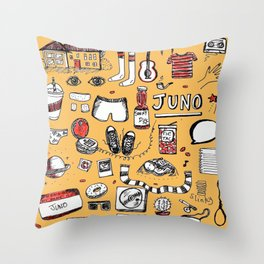 'Juno' Throw Pillow