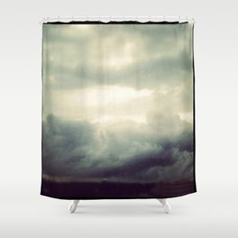 Rolling In (Annapolis Junction, MD) Shower Curtain