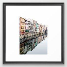 ITALY I Framed Art Print