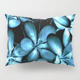 Wildflowers In The Night Light Pillow Sham