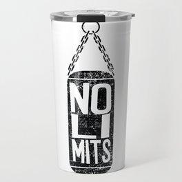 No limits punching bag Travel Mug