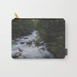 Nooksack River - Pacific Northwest Carry-All Pouch