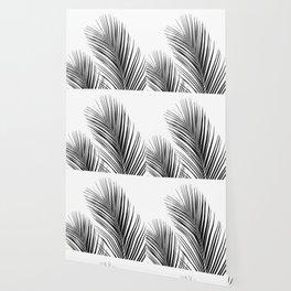 Tropical Palm Leaves #1 #botanical #decor #art #society6 Wallpaper