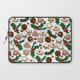 Christmas Treats and Cookies Laptop Sleeve