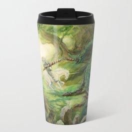 Saint George and the Dragon Travel Mug