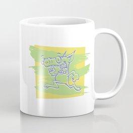 Blurry Runner Coffee Mug