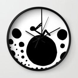 bola de demolición Wall Clock