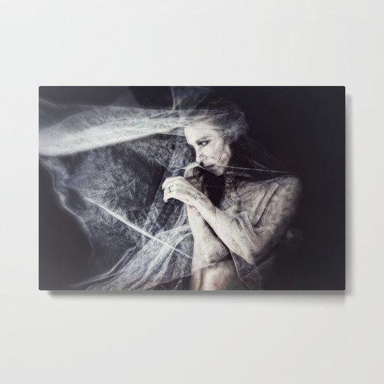 Whispers Metal Print