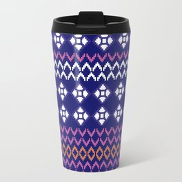 Beautiful Aztec Inspired Luxury Folk Collection 2016 Travel Mug