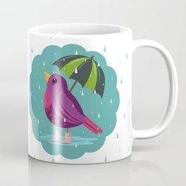 Rainy Days Are Still Good Days Coffee Mug