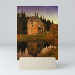 """The Old House"" Mini Art Print"