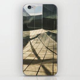 Shreds and Shards iPhone Skin