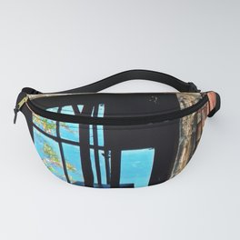 Looking Through the Barn Fanny Pack