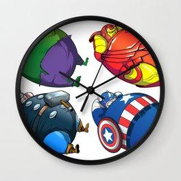 TUBY : Avengers Wall Clock