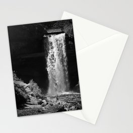 the artifice of control Stationery Cards