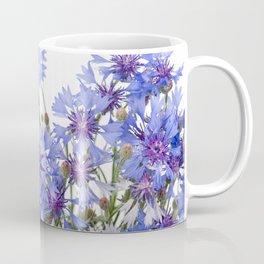 Cornflower and chamomile many flowers Coffee Mug