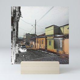 Rua dos Machado Mini Art Print