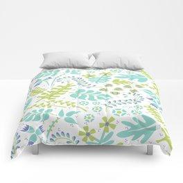 Fresh Herbs Comforters