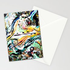 ---- You All The Time // Jeremih (Shlohmo remix) Stationery Cards