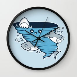 Cutenado Wall Clock