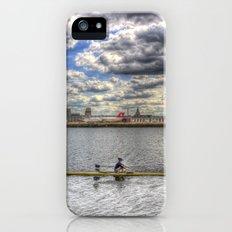 London city Airport iPhone (5, 5s) Slim Case