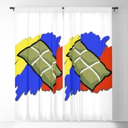 Hallaca Blackout Curtain