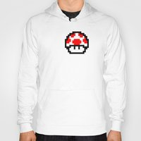pixel Hoodies featuring Pixel by eARTh