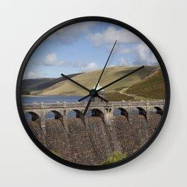 Craig Goch Dam Wall Clock