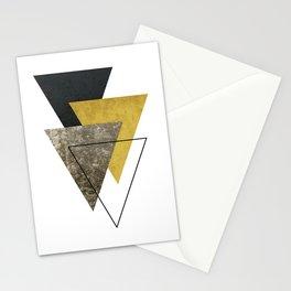 Modern Geometric I Stationery Cards
