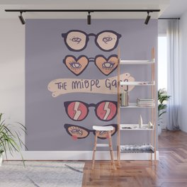 the miope gang Wall Mural