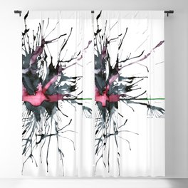 My Schizophrenia (7) Blackout Curtain