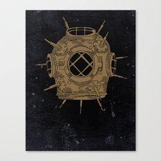 Dive Bomb. Canvas Print