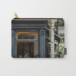 Picturesque restaurant in Greenwich Village, New York Carry-All Pouch