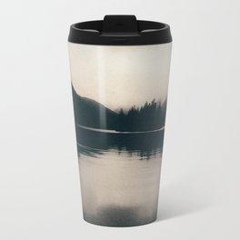 Island in a Lake Travel Mug