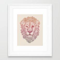 Wildly Beautiful Framed Art Print