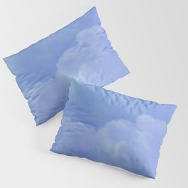 heaven smiles softly Pillow Sham