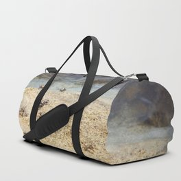 Enjoy the Little Things in Life Duffle Bag