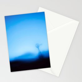 Leaning Tower Of Texas Stationery Cards