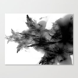 Art As a Factor in Soul Evolution Canvas Print