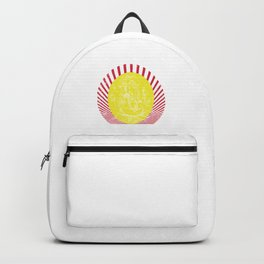 May your moments be as sweet as Ganesh's laddoos | Hindu Blessing Backpack
