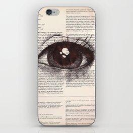 Eye Spy  iPhone Skin