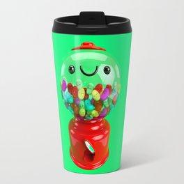 Jelly Bean`s Machine Travel Mug