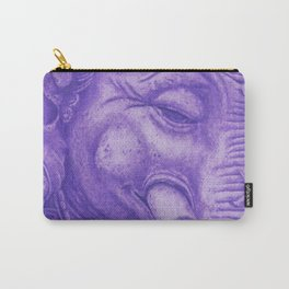 Ganesha violet Carry-All Pouch